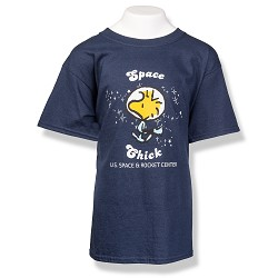 Space Chick Peanuts T-Shirt
