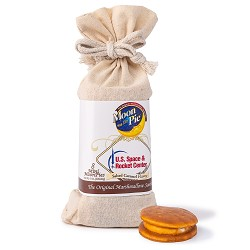 Canvas Bag Salted Caramel Moonpies