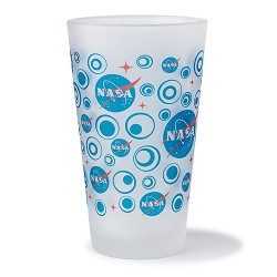 NASA Vector Pint Glass
