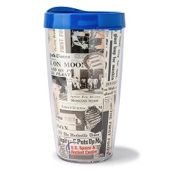 Newspaper 16oz Tumbler