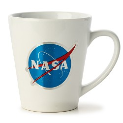 Meatball Spot Laser Decal Mug,NASA,02/8805 IMP
