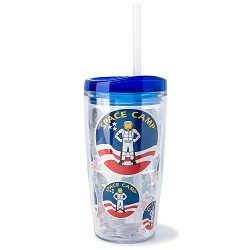 Space Camp 16oz Shelby Tumbler