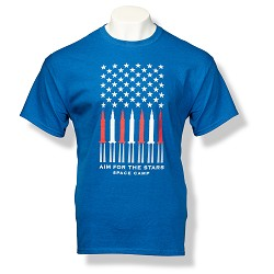 Aim for Space Camp T-Shirt