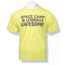 Literally Space Camp T-Shirt