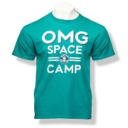 OMG Space Camp T-Shirt