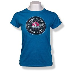 Rock'n Space Camp Jrs Cap Sleeve T-Shirt