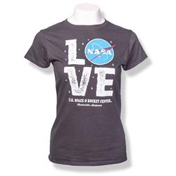 NASA Love Space Jr T-Shirt