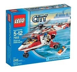 Rescue Helicopter - LEGO