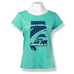 Stargaze Ladies T-Shirt