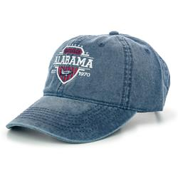 Americana Shield Pigment Washed Cap