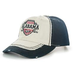 Americana Shield Color Block Cap