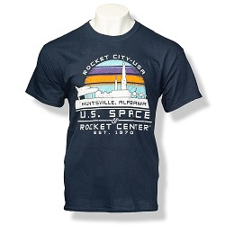 Rocket City Sunset T-Shirt