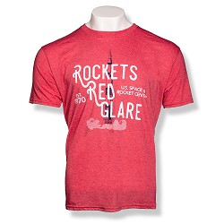 Rockets Red Glare Euro-Fit T-Shirt