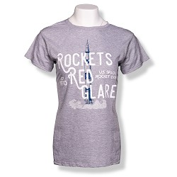 Rockets Red Glare Ladies T-Shirt