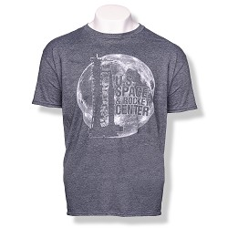 Moon Rocket Man Euro-Fit T-Shirt