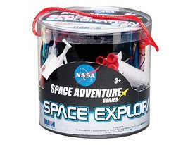 Space Exploration 20pc Play Set