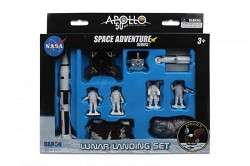 Apollo 11 50th Anniversary Lunar Landing Set