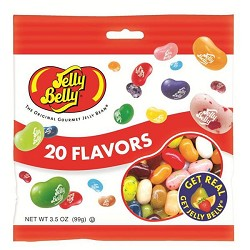 20 Flavors Jelly Belly