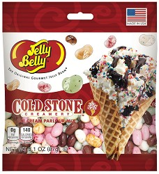 Cold Stone Ice Cream Parlor Mix Jelly Belly