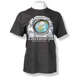 Cross Hatch Astronaut T-Shirt