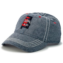 Watercolor State of Mind Ladies Oxford Cap