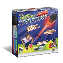 Jump Rocket LED Night Shotz