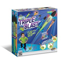 Jump Rocket LED Triple Blast