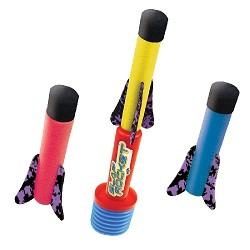 Slap Rocket Set Slap Launcher