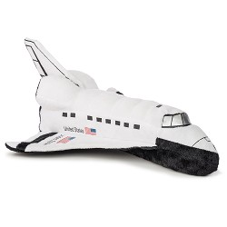 Space Shuttle Plush 14""