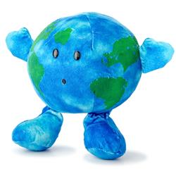 Plush Earth Buddy,73611358875