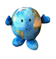 Plush Our Precious Planet Buddy