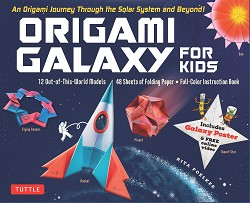 Origami Galaxy for Kids Kit,0804851018
