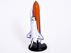 Space Shuttle Full Stack 1/100 Discovery