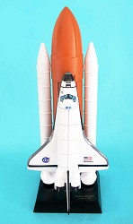 Space Shuttle Full Stack 1/100 Atlantis,MODELS,E4310