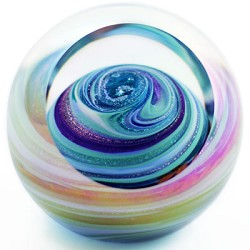 Uranus Glass Art,484F