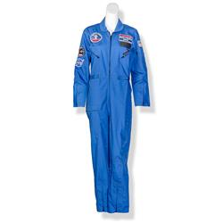 Royal Blue Flight Suit
