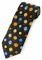 Planets with Names Tie