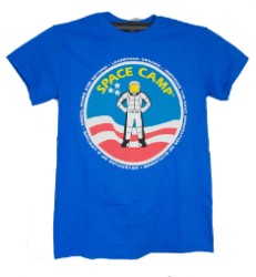 Space Camp Tee  DISC
