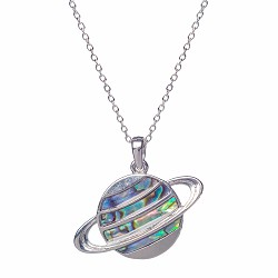 Necklace - Saturn