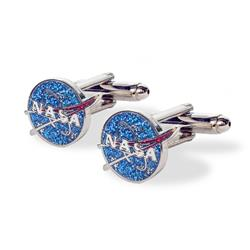 NASA Cuff Links