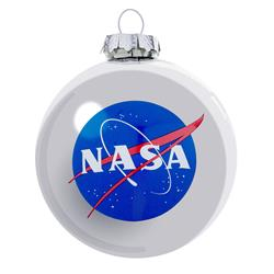 NASA Holiday Ornament