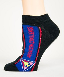 Banner Stripe Aviation Challenge Socks,SPACECAMP,529