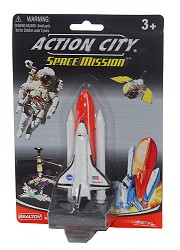 Die Cast Space Shuttle Toy