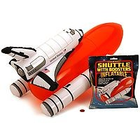 Shuttle w/Boosters Inflatable