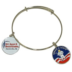 Space Camp Expandable Wire Bracelet