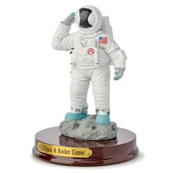 Astronaut Figurine w/Base