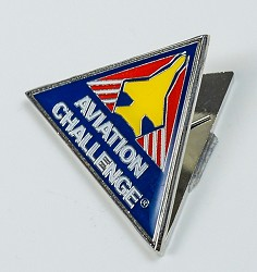 Aviation Challenge Magnet Clip