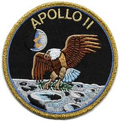 Apollo 11 Patch,15087A