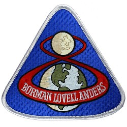 Apollo 8 Patch