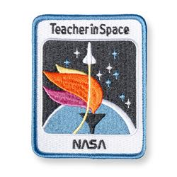 Teacher in Space Patch